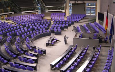 Agility in the Bundestag: Angela Merkel goes full #Agile